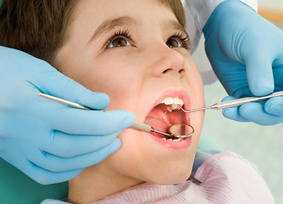 Childrens Dental Health